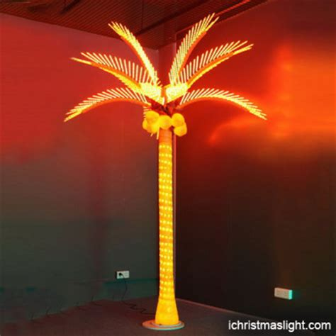 led palm trees ichristmaslight