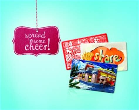 Gift Card Spread Promo Code - giveaway 20 mcdonald s gift card coupon 5 winners