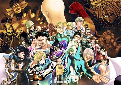 wallpaper anime opm one punch man recensione anime manga
