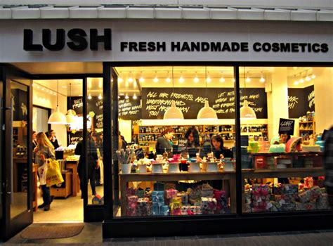 Lush Handmade Cosmetics Shoo Bar Jason And The Argan Lush Cosmetics The Power Of With A Mission