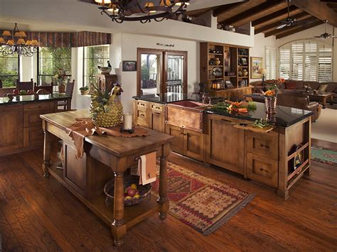 western kitchen ideas western rustic kitchen cabinets