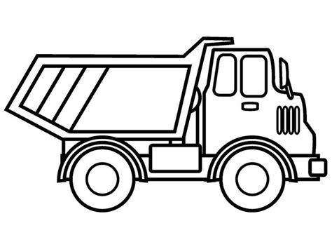 63 best coloring pages trucks and other vehicles images