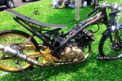 drag fu cc satria gambar motor motor trail