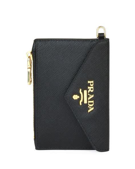 P Da Saffiano Mini Free Dompet prada saffiano envelope mini wallet neiman