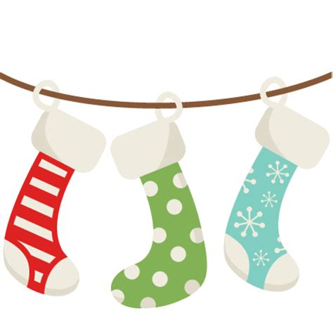 Free Software Mailed To Me At Home christmas stockings svg scrapbook cut file cute clipart