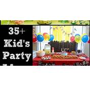 Kids Birthday Party Ideas Archives  Find Fun Art Projects