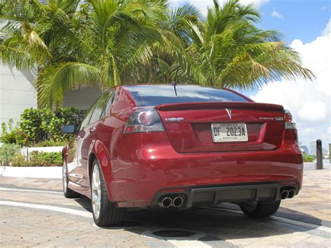 2010 Pontiac G8 by 2010 Pontiac G8 Gxp Picture 311078 Car Review Top Speed