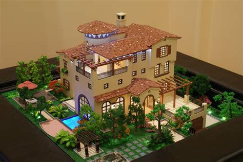 miniature residential house model architectural models cottage country house residential house scale model making