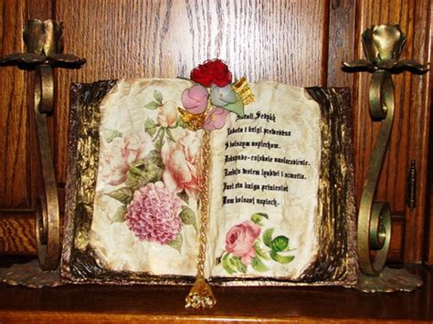 Decoupage With Book Pages - decoupage classes quot quot book with decoupage