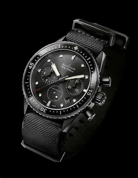 Omega Skeleton 3 All Black Chain blackout 17 black on black watches watchtime usa s no