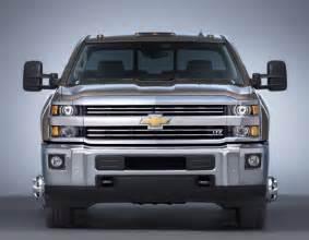 2015 chevrolet silverado 2500 hd 3500 hd revealed