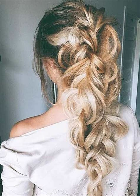 Soft Hairstyles by 25 Stylish Soft Braided Hairstyles Ideas 2018 2019