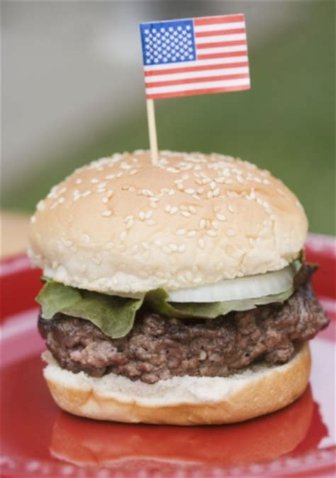 Backyard Burger Independence Independence Day 2014 What Do Americans Eat On 4 July
