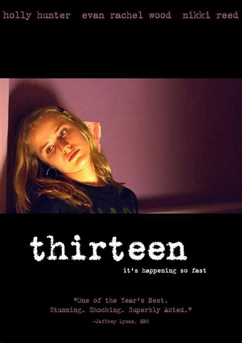 Thirteen 2003 Film Thirteen Movie Posters From Movie Poster Shop