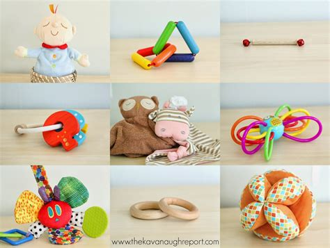 4 Month Baby Toys by Montessori Baby Toys At 4 Months