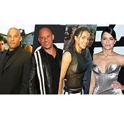 'Fast And Furious' Cast Red Carpets Through The Franchise