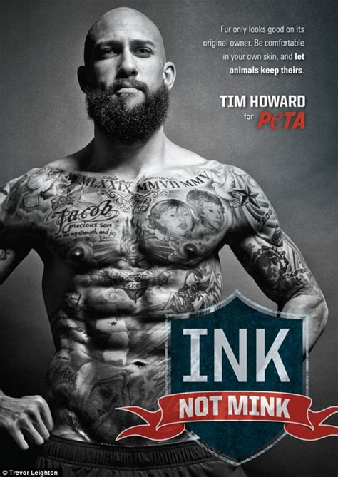 tim howard tattoo activism soccer politics the politics of football