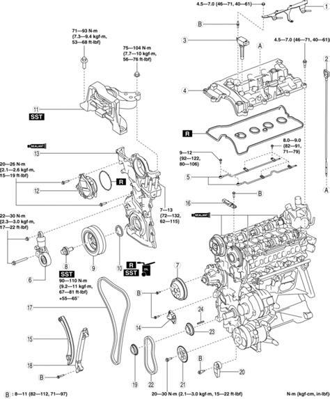 2004 Mazda 2 3 Timing Belt Downloaddescargar Com