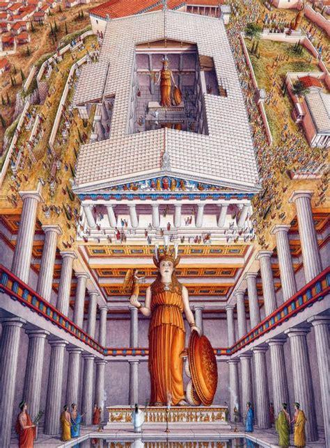 stephen biesty illustrator inside out views parthenon история the giants