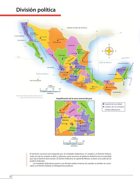 atlas de mxico 4to grado 2015 2016 libro de texto pdf los mapas hablan de m 233 xico bloque i lecci 243 n 3 apoyo