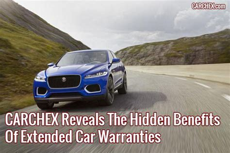 carchex reveals  hidden benefits  extended car warranties