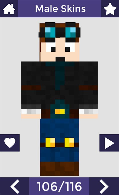 skins for minecraft skins for minecraft pe android apps on play