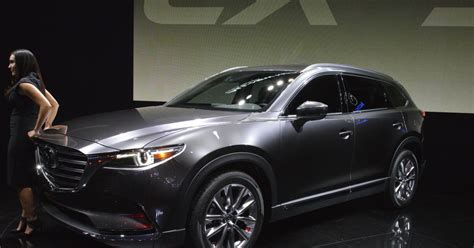 2017 mazda cx 9 worldwide crossover upgrade carbuzz info