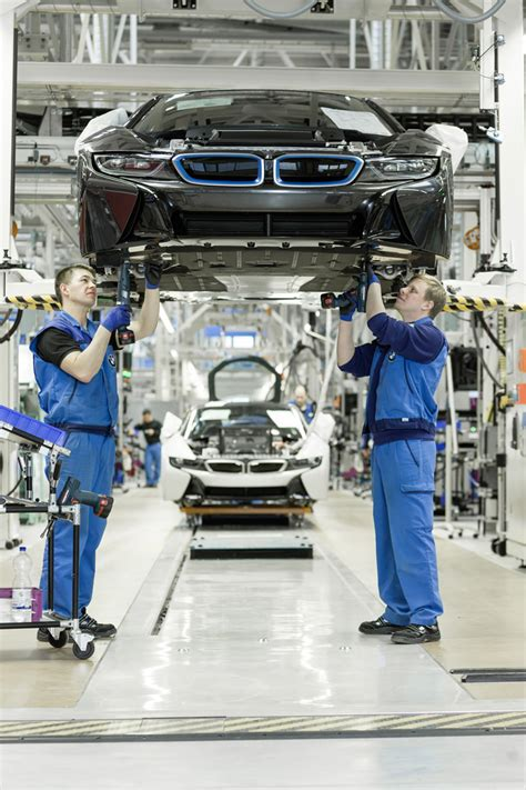 look at facilities an inside look at bmw and mini s worldwide production