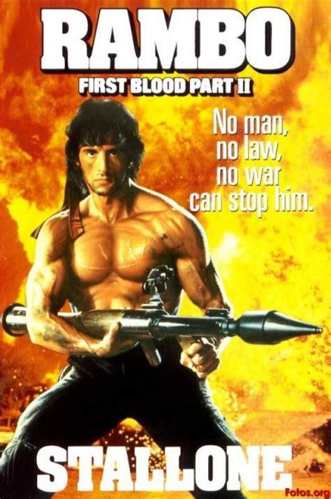 film rambo first blood part ii fun facts rambo first blood part ii 1985 hindi dubbed