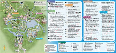 map of animal kingdom hayleysmom on disney animal kingdom map 2015
