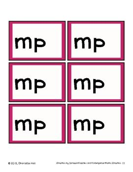 How Does It End Final Consonant Blends Mp Nt Nd By