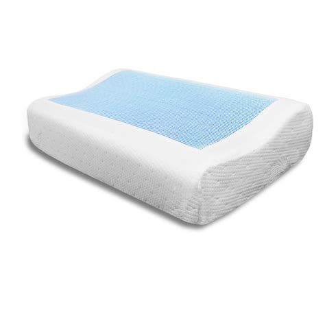 Flexi Foam Mattress by Flexi Pillow Gel Contour