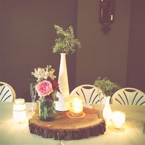 rustic table centerpieces rustic table weddingdecor rustic wedding upstage