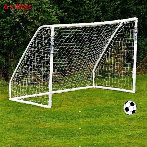 1 in x 6 in x 12 ft actual 06562 in x 55 in x 12 ft tongue and groove pattern size 6 x 4ft football soccer goal post net 1 8m x 1 2m sports match junior