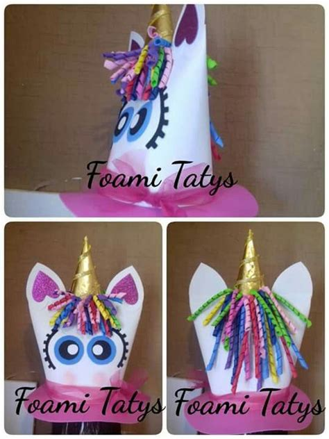 imagenes de unicornios locos unicornio sombrero loco sombreros lokos pinterest
