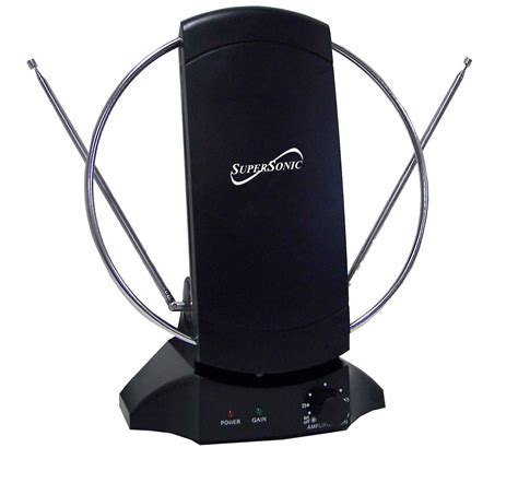 Krisbow Antena Tv Indoor Hd 300 digital tv antenna indoor