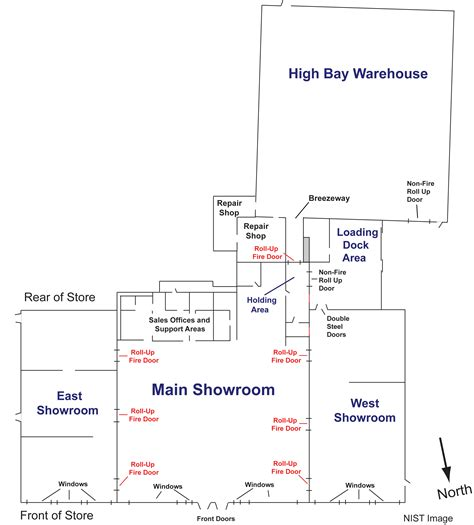 floor plan of a store charleston floor plan of store hr jpg nist