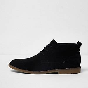of shoes black suede mothers shoes boots river island