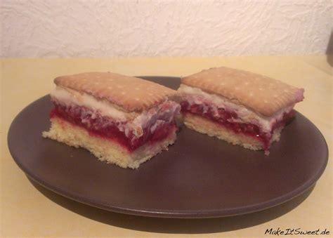 himbeer keks kuchen himbeer butterkeks kuchen makeitsweet de