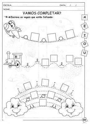 Apostilas, Jogos e Atividades de Alfabetização