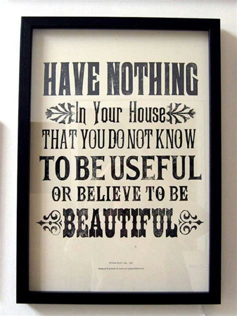 make your home beautiful declutter your quotes quotesgram