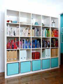 Different ways to use amp style ikea s versatile expedit shelf