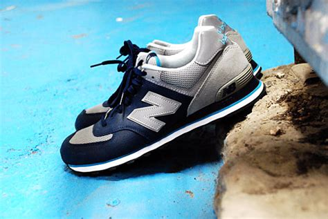 Gucci Sneaker Series 01 10 new balance 574 in navy grey 3m highsnobiety