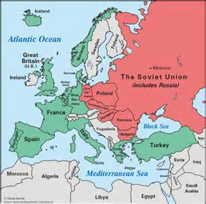 Map Of Europe After Ww2 by The Devastation Of Europe And Japan A Second World War