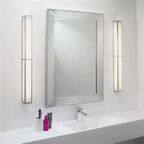 Astro Bathroom Lights Astro Lighting 0911 Mashiko 900 Ip44 Bathroom Wall Light In Chrome
