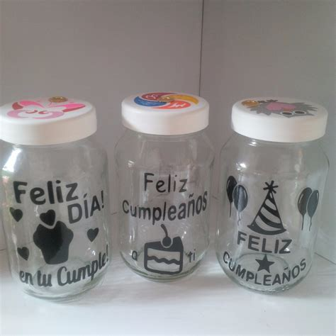 decorar vasos con tapa mason jar frascos vasos jarras vidrio personalizado