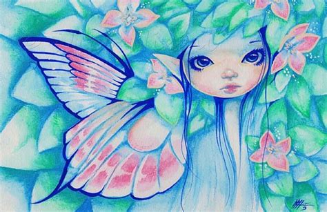 zyla pixie spring artists spring fairy sweetness by nico niemi from fairies