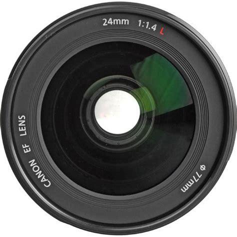 Canon Ef 24mm F1 4l Ii Usm canon ef 24mm f1 4l ii usm lens