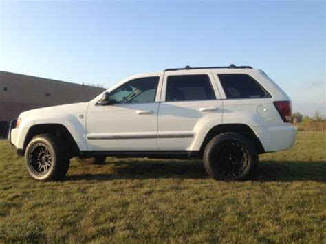 2005 Jeep Grand Lifted Buy Used 2005 Jeep Grand Limited 5 7l Lifted