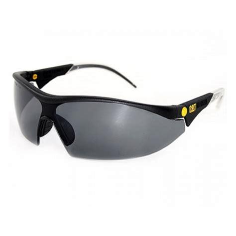 caterpillar digger safety glasses sunglasses smoke buy